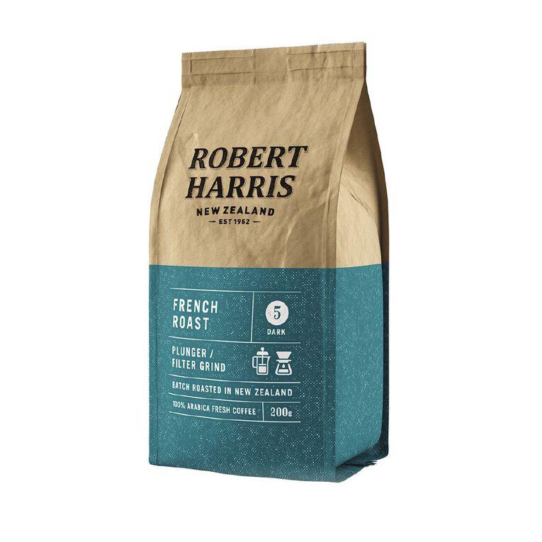 Robert Harris French Roast Plunger/Filter 200g, , hi-res
