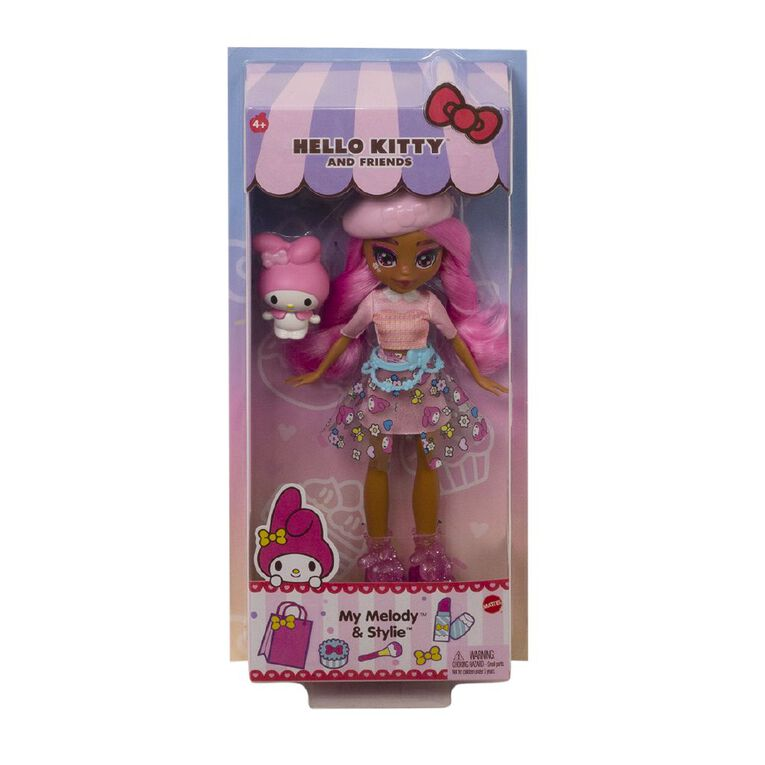Hello Kitty Core Doll Assorted, , hi-res