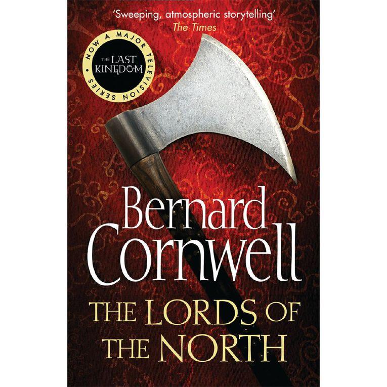 Last Kingdom #3 Lords of the North by Cornwell Bernard, , hi-res