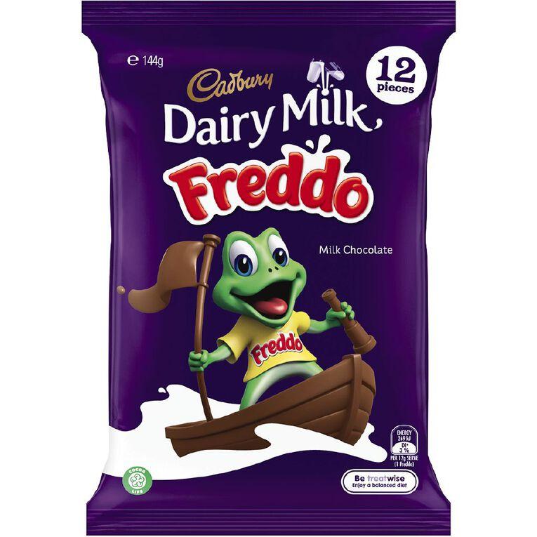 Cadbury Dairy Milk Freddo Sharepack 144g, , hi-res