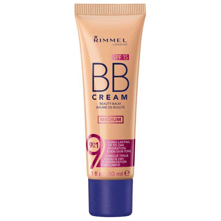 Rimmel BB Cream Primer Medium, , hi-res