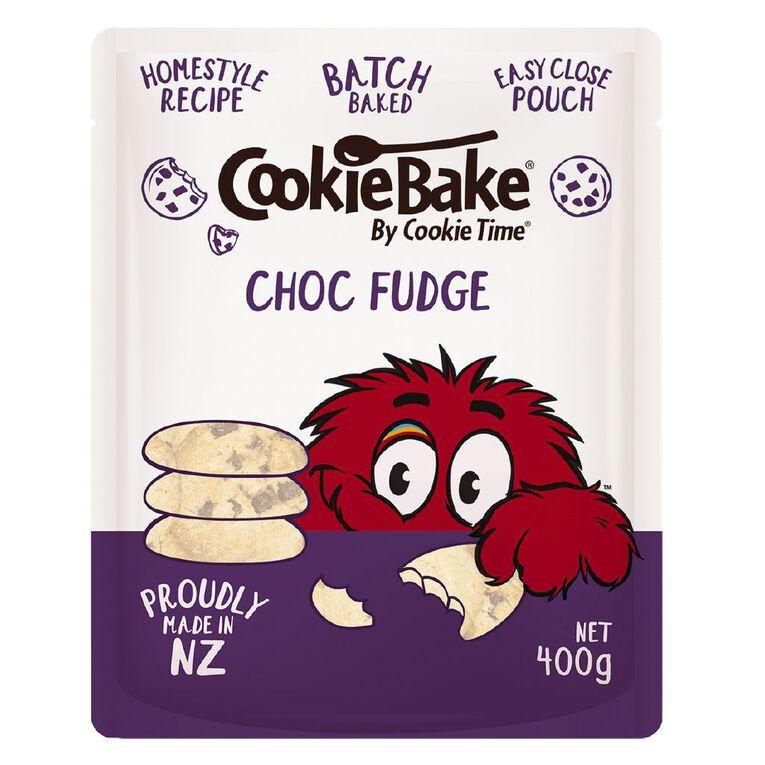 Cookie Time Bake Choc Fudge 400g, , hi-res