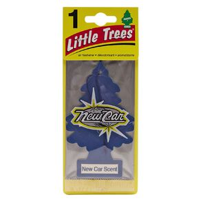 Little Trees Hanging Car Air Freshener New Car Scent