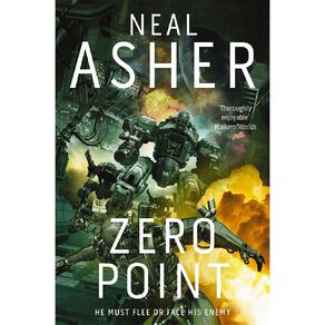 Owner #2 Zero Point by Neal Asher