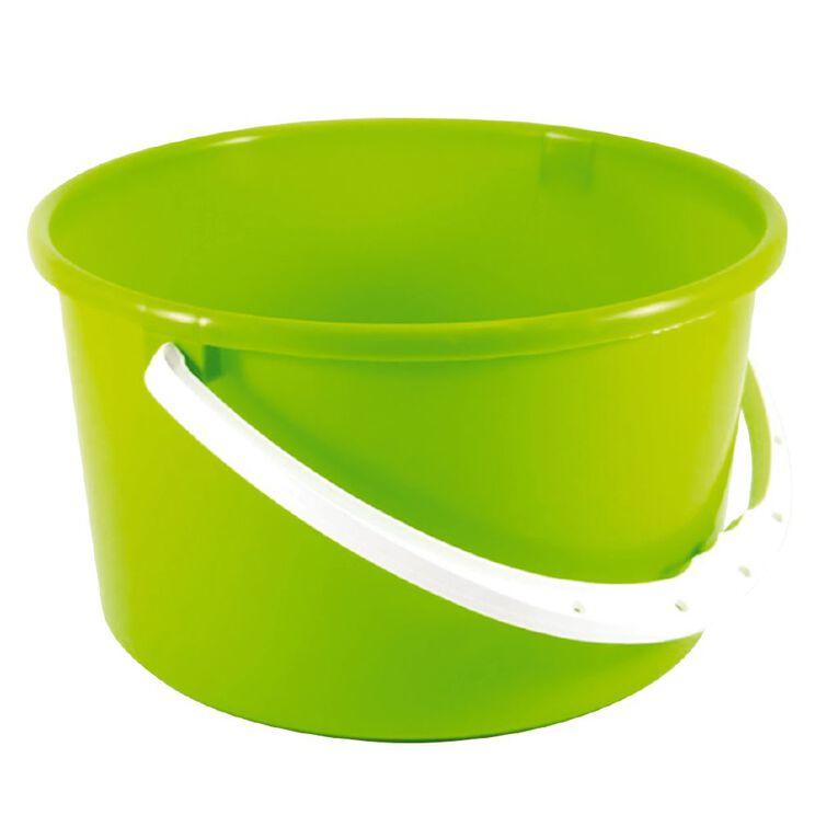 Haydn Plastic Paint Bucket Assorted 2L, , hi-res