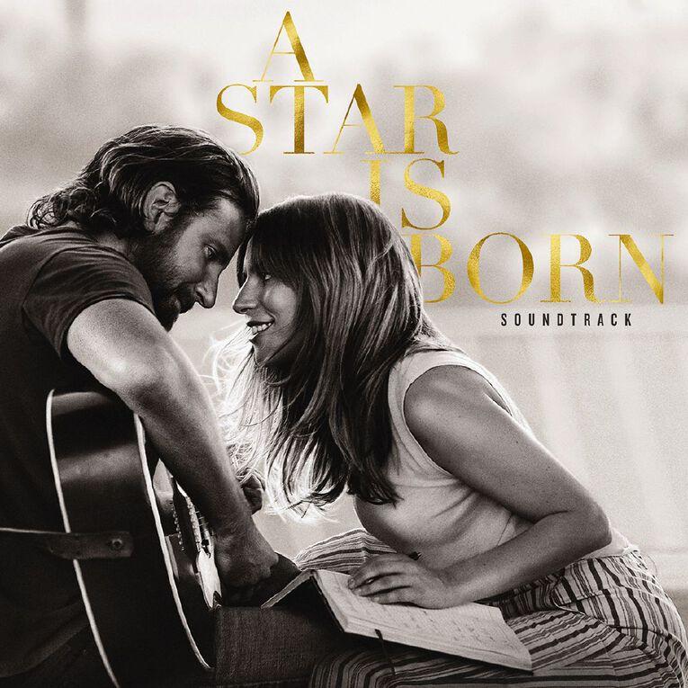 A Star Is Born CD by Lady Gaga Bradley Cooper 1Disc, , hi-res