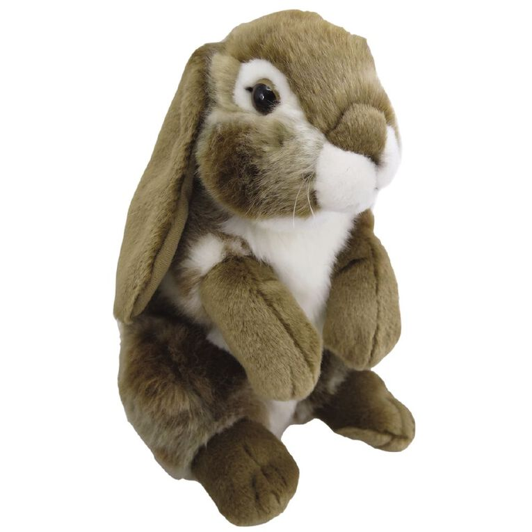 Antics Nibbles Brown Rabbit Large 24cm, , hi-res image number null