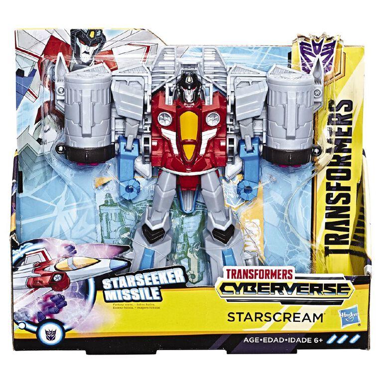 Transformers Cyberverse Ultra Class Assorted, , hi-res
