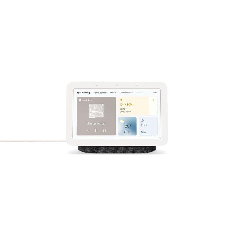 Google Nest Hub Charcoal Gen 2, , hi-res