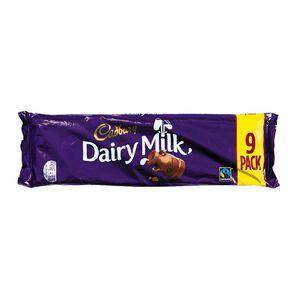 Cadbury Dairy Milk 29.3g 9 Pack