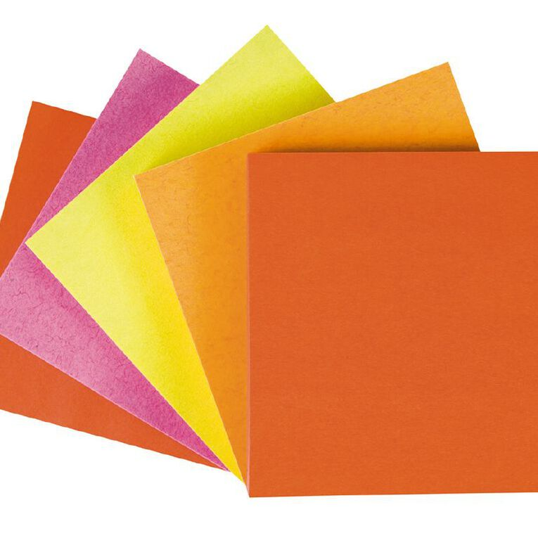 Post-It Recycled Super Sticky Notes 76mm x 76mm Bali Collection, , hi-res