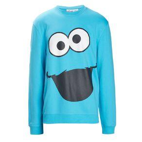 Sesame Street Men's Lounge Sweatshirt