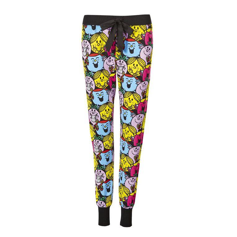 Little Miss Women's Pants, Black, hi-res