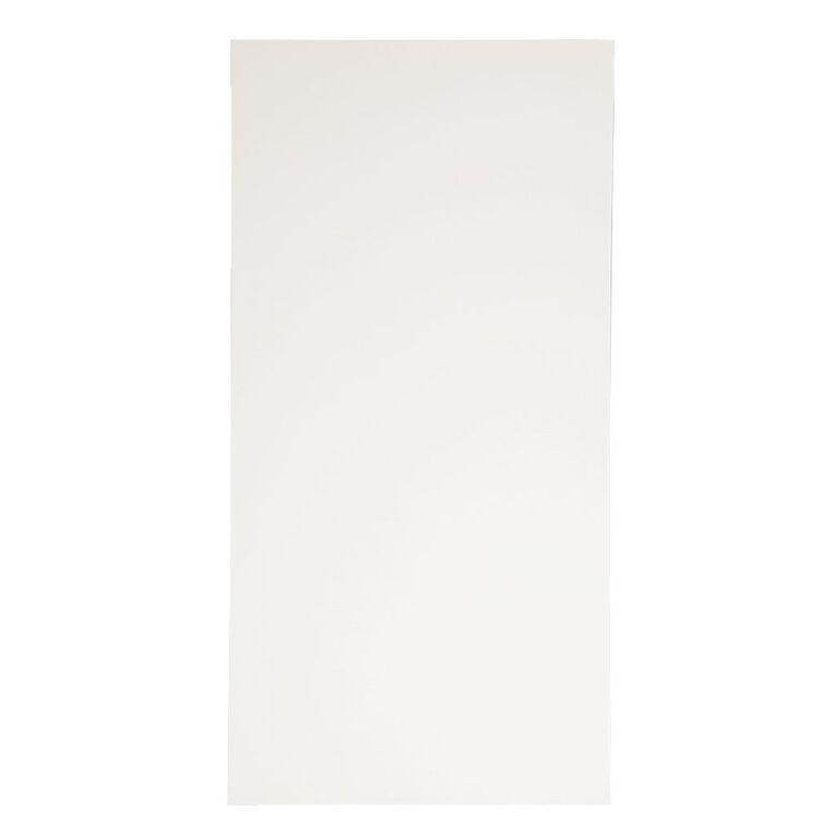 Uniti Platinum Canvas 18x36 Inches 380Gsm, , hi-res