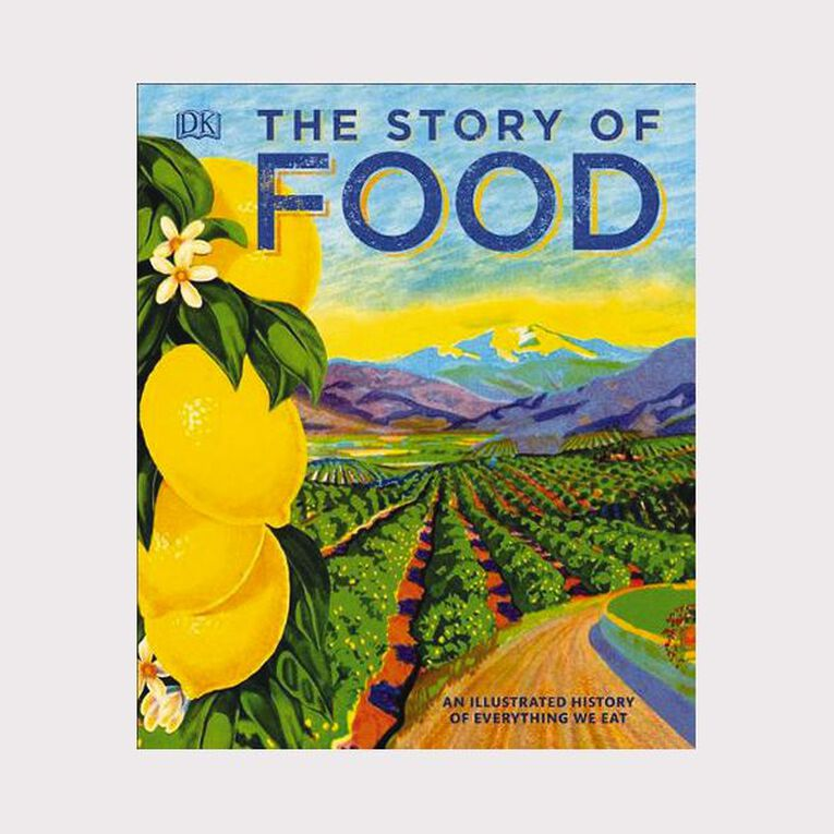 The Story of Food by Giles Coren, , hi-res