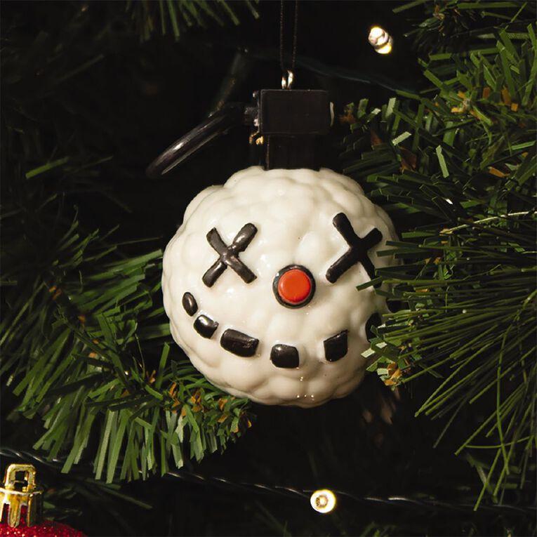 Numskull FORTNITE Snowball Grenade Ornament, , hi-res