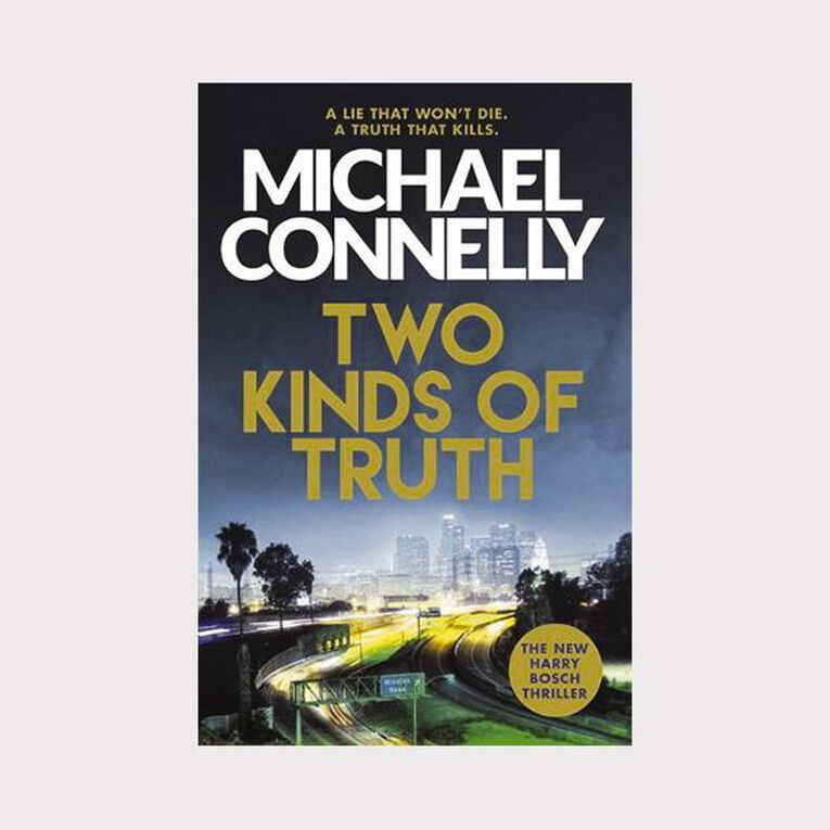 Two Kinds of Truth by Michael Connelly, , hi-res