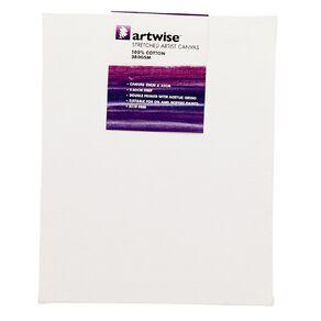 Uniti Blank Canvas 280gsm (8in x 10in) 20cm x 25cm