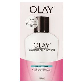 Olay Moisturising Lotion Sensitive 150ml