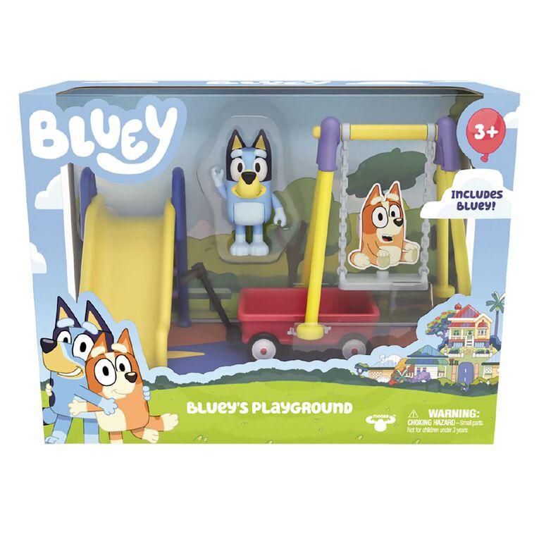 Bluey Series 3 Mini Playset Assorted, , hi-res