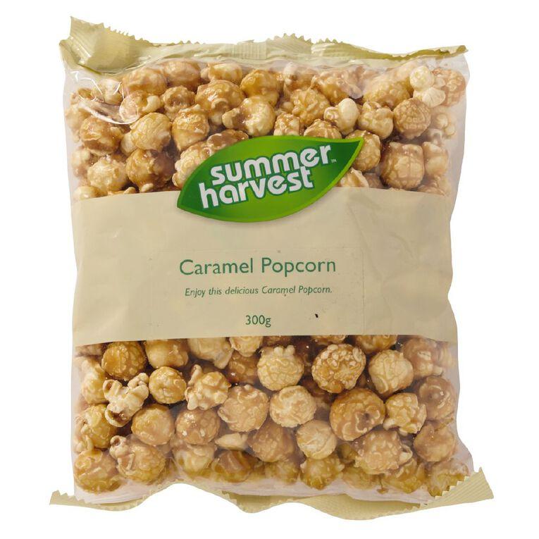 Summer Harvest Caramel Popcorn 300g, , hi-res