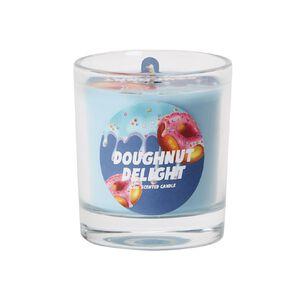 Living & Co Candyshop Doughnut Delight Candle Blue