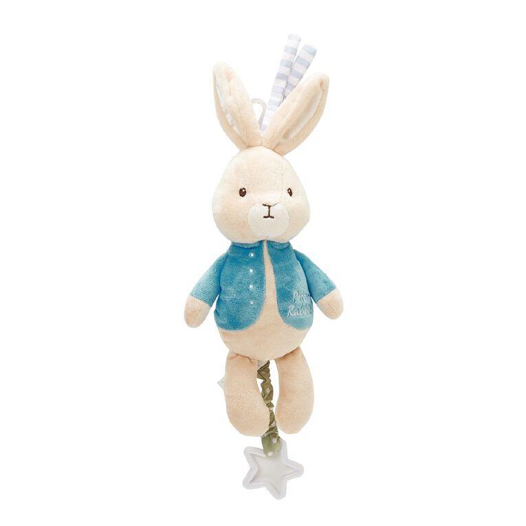 Peter Rabbit Beatrix Potter Musical Pullstring, , hi-res image number null