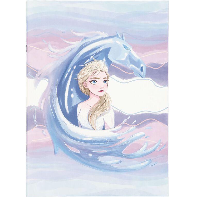 Frozen Disney Scrapbook Elsa Purple Light A3, , hi-res