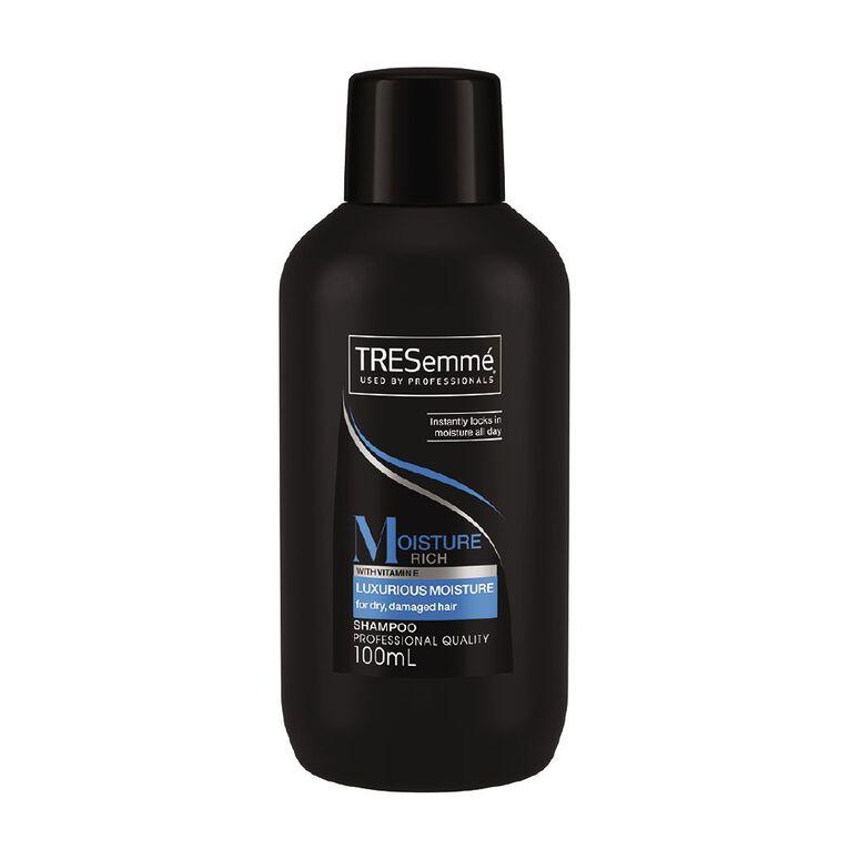 Tresemme Moisture Rich Shampoo Mini 100ml, , hi-res
