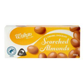 Waikato Valley Chocolates Caramel Chocolate Almonds 200g