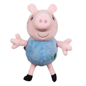 Peppa Pig Plush Eco Collectable Assorted