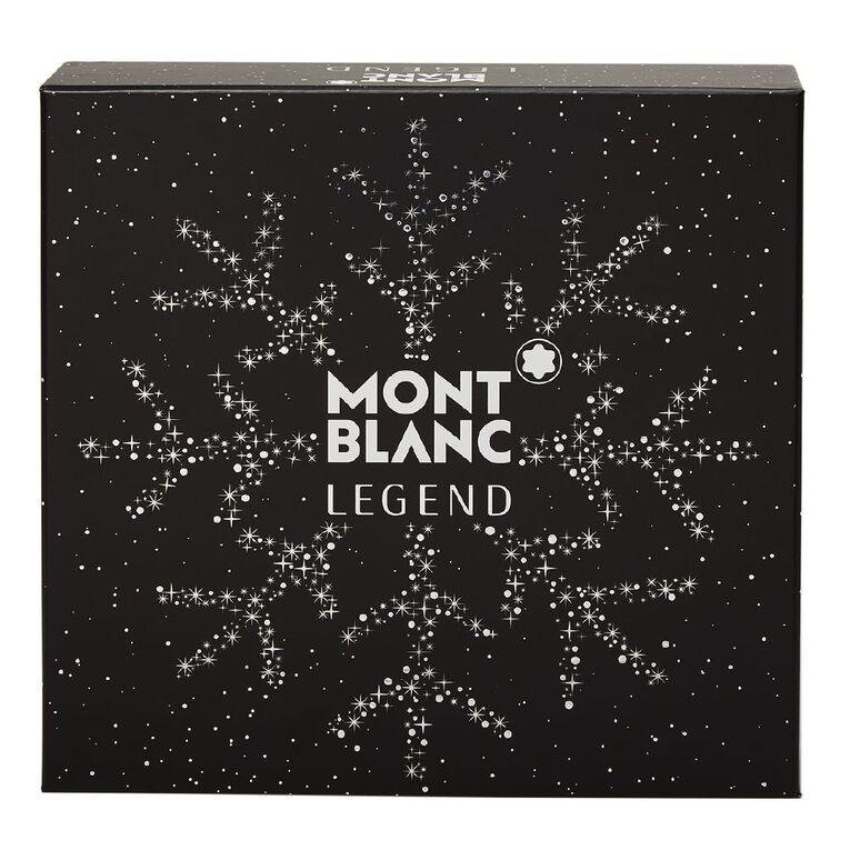 Mont Blanc Legend 3 Piece Set, , hi-res
