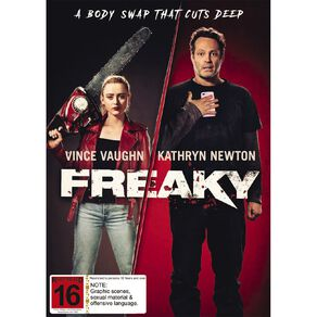 Freaky DVD 1Disc