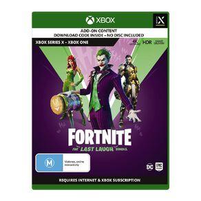 XboxOne Fortnite The Last Laugh Bundle