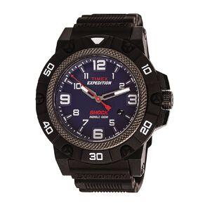 Timex Mens Watch Black TW4B01100