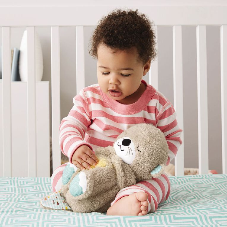 Fisher-Price Soothing Bed Time Otter, , hi-res