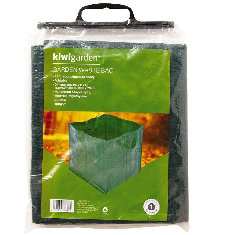 Kiwi Garden Garden Waste Bag 100gsm 270L, , hi-res