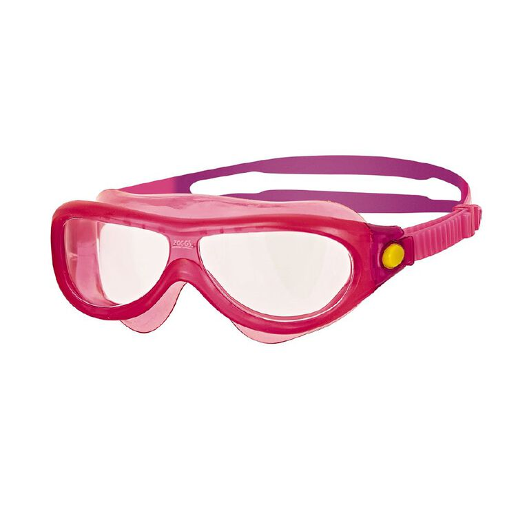 Zoggs Goggles Phantom Little Mask Soft Seal Assorted, , hi-res