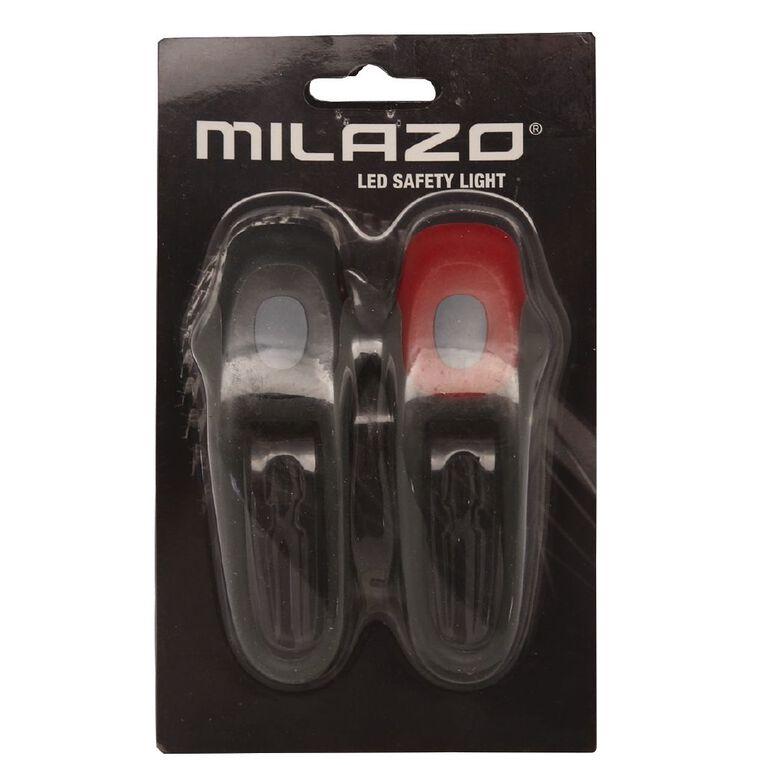 Milazo Bike Silicone Lights 2 Pack, , hi-res