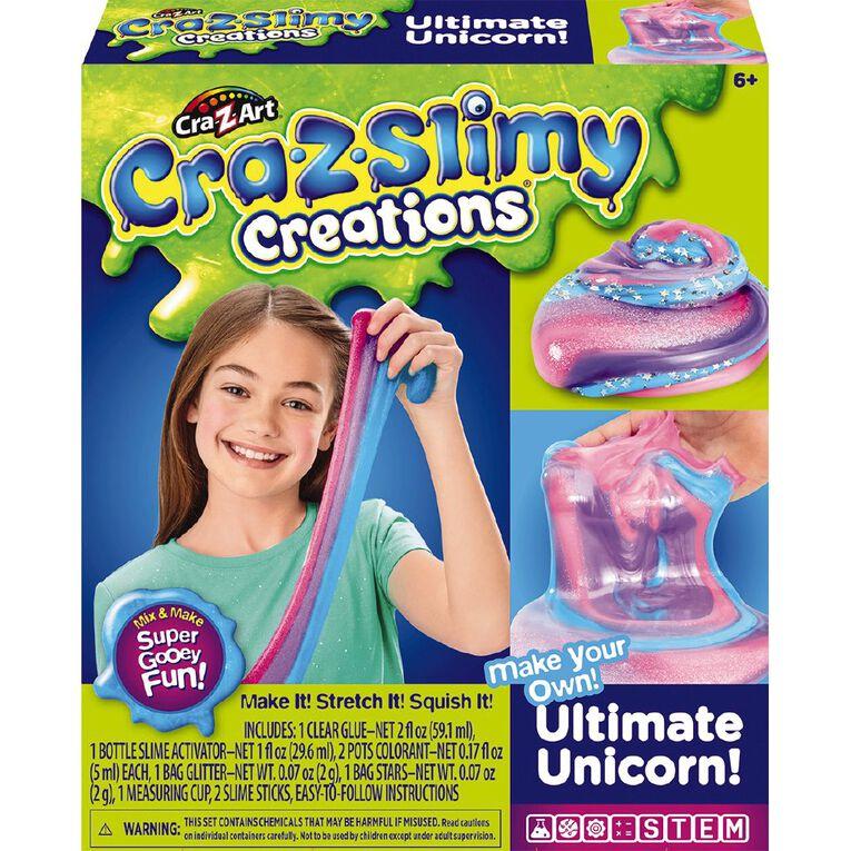 Cra Z Creations Ultimate Unicorn, , hi-res