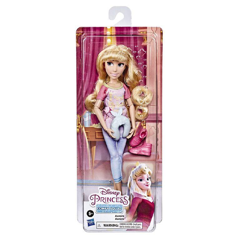 Disney Princess Comfy Squad Doll Assorted, , hi-res