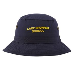 Schooltex Lake Brunner Bucket Hat with Embroidery
