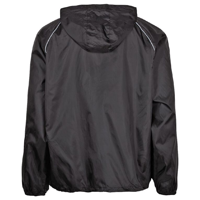 Rivet Anorak in a Bag, Black, hi-res image number null