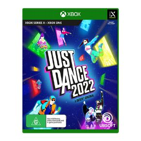 Xbox Series X Just Dance 2022