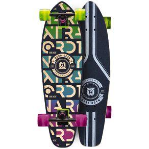 MADD Skateboard 28 inch Cruiser Xtra