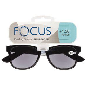 Focus Sunreader 1.50 Black