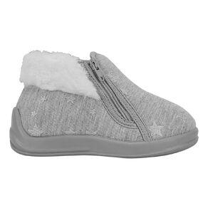 Young Original Kids' Zip Slippers