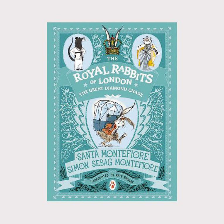 The Royal Rabbits of London #3 The Great Diamond Chase, , hi-res image number null