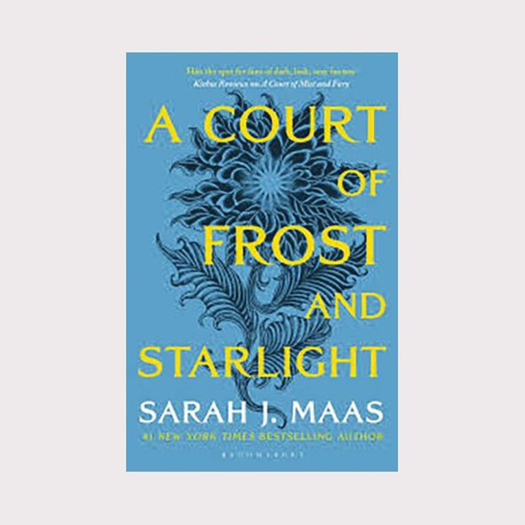 Thorns & Roses #4 A Court of Frost and Starlight by Sarah J Maas, , hi-res