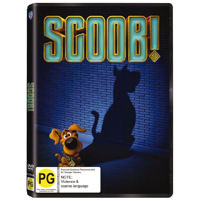 Scoob! DVD 1Disc, , hi-res